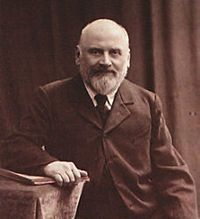 Mily Balakirev (1837–1910) was a Russian Empire pianist, conductor and composer known today primarily for his work promoting musical nationalism and his encouragement of more famous Russian composers, notably Pyotr Ilyich Tchaikovsky
