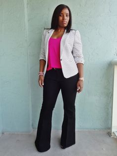 Appropriate work outfit for business casual office. find more women fashion ideas on www.misspool.com
