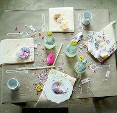 Confetti Love | Stellar Spring Table Decor