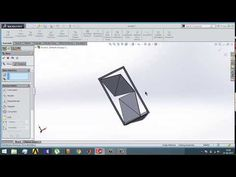 toggler door amazing door designing part and assembly in solidworks - YouTube