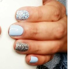 cute nail art designs for short nails 2019 page 47 Get Nails, Fancy Nails, Love Nails, How To Do Nails, Pretty Nails, Hair And Nails, Cute Nail Art Designs, Nails Polish, Color Street Nails
