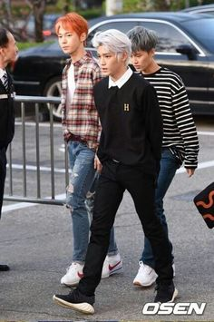 doyoung, taeil, and taeyong image