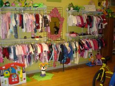 The Funky Frog, Children's Resale Boutique 2015