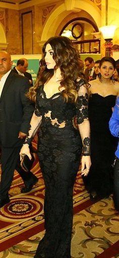 Haifa Wehbe! My celebrity bestie <3 haha