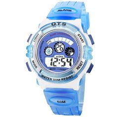 Cheap watch boy, Buy Quality watch f directly from China watch fashion Suppliers: OTS 2016 new fashion LED Watch Daliry life waterproof outside sport cartoon watches boys girl's Children's kids Digital Watches Black Tees, Boys Watches, Sport Watches, Children's Watches, Digital Wrist Watch, Led Watch, Affordable Watches, Waterproof Watch, Watch Sale