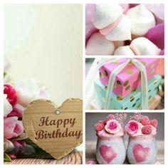 Happy 2nd Birthday, Happy Birthday Wishes, Birthday Greetings, Birthday Collage, Birthday Board, Celebrate Good Times, Good Mood, Birthday Quotes, Event Decor