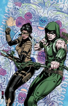 GREEN ARROW #46 Written by BENJAMIN PERCY Art and cover by PATRICK ZIRCHER