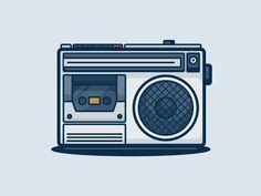 Radio by Scott Tusk