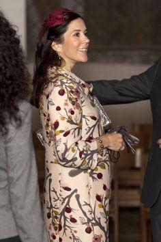Princess Mary Photos - Danish Crown Prince Couple Visit Germany
