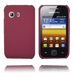 Supreme (Ljusrosa) Samsung Galaxy Y-Skal