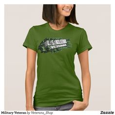 Military Veteran T-Shirt - Fashionable Women's Shirts By Creative Talented Graphic Designers - #shirts #tshirts #fashion #apparel #clothes #clothing #design #designer #fashiondesigner #style #trends #bargain #sale #shopping - Comfy casual and loose fitting long-sleeve heavyweight shirt is stylish and warm addition to anyone's wardrobe - This design is made from 6.0 oz pre-shrunk 100% cotton it wears well on anyone - The garment is double-needle stitched at the bottom and sleeve hems for…