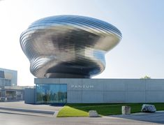 Gallery of PANEUM Center / Coop Himmelb(l)au - 4