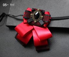 Cheap designer bowties, Buy Quality female bowtie directly from China diamond bowtie Suppliers: JEMYGINS Microfiber Satin High Quality England Diamond Design Neckwear boxed gift Male Female Bowtie For Business Groom Wedding Ribbon Jewelry, Ribbon Art, Diy Ribbon, Ribbon Bows, Women's Brooches, Brooches Handmade, Women Bow Tie, Diamond Design, Wedding Groom