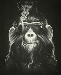 Amazing Illustrations by Lukas Brezak