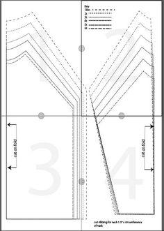 Multi-Size Free Raglan shirt pattern Kids sizes 18mths-6t. Full tutorial and printable PDF pattern.