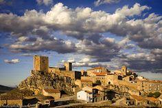 Castillo de PUERTOMINGALBO (TERUEL)