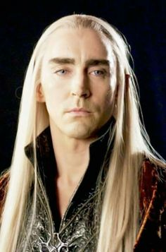 Uncalculated cold King of Mirkwood