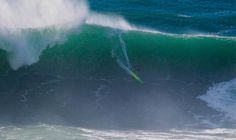 Nazaré Challenge Big-Wave Contest Could Run Saturday | Via World Surf League | 6/02/2018 It's already been a winter to remember at Nazaré, the Portuguese break that has brought the world some of the biggest waves ever ridden. This week, a huge swell is again predicted to make its way toward Nazaré's famous deep-water canyon and, if the forecast continues to develop as expected, the Nazaré Challenge could run Saturday, February 10 local time. #Portugal