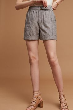 Anthropologie sale shorts