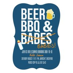 243 best funny baby shower invitations images on pinterest in 2018 beer bbq babes babies dads baby shower invite filmwisefo