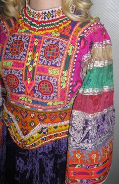 Rennaissance TRIBAL Gypsy VELVET Massive Dress by EclecticCollage, $185.00