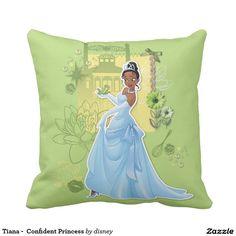 Tiana -  Confident Princess