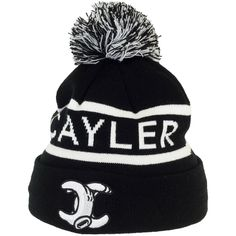 Cayler & Sons Beanie No.1 black/white ★★★★★