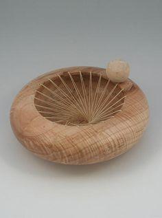 Tom Myers Art, Store, Mobile, AL, Wood bowls