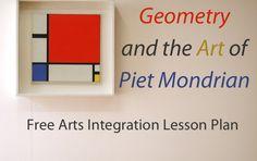 Geometry and the Art of Piet Mondrian: Lesson Plan @elisepagatpatan