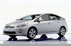 Toyota Prius Our new car !! It's electric and we are getting over 125 miles to the gallon this month!