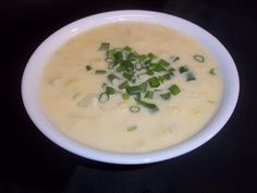 Cauliflower Soup (Light)