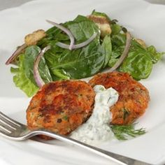 Easy Salmon Cakes - EatingWell.com