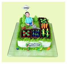 1000 Images About Garden Cakes On Pinterest Vegetable Garden Cake Garden Cakes And Vegetable
