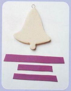Pasta di sale: campanelle di Pasqua - TUTTO MAMMA