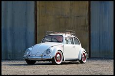 1967 Volkswagen Beetle 2110 CC, 4-Speed for sale by Mecum Auction