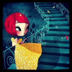 De Adolie  Day #ilustracion #infantil #dibujo