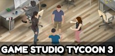 awesome Game Studio Tycoon 3 v1.0.3 APK Updated Download NOW