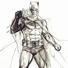 Batman by Ron Salas