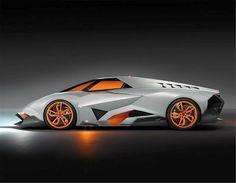 50th Anniversary Lamborghini Egoista - 1