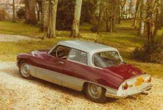 PICHON PARAT DS Coupé 1965