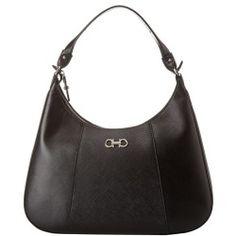 Salvatore Ferragamo - 21E379 Petunia (Nero) - Bags and Luggage - product - Product Review
