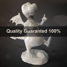 Cartoon Dragon for 3d print | 3D Print Model