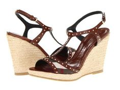Burberry  $197 (reg $395!!!) #shoes #heels #sandals #pumps #wedges Click to Buy!