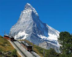 The Matterhorn, Valais