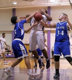 Boys Basketball: West Bladen 69, Heide Trask 54