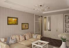 3 projetos de salas decoradas para inspirar você