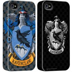 Harry Potter Ravenclaw Crest Two-Pack iPhone Case Set