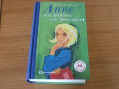 Anne, das Mädchen vom Möwenfjord: Jubiläumsausgabe - Gebundene Ausgabe - Neu