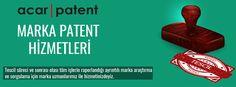 Marka Tescili Sektörün uzman kuruluşlarından olan Acar Patent yılların verdiği tecrübe ve uzman vekilleri ile sunmaktadır. www.acarpatent.com 0212 211 16 16  #marka #patent #tescil