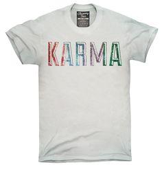 Karma Shirt, Hoodies, Tanktops